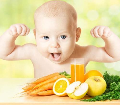 新爸新妈看过来!一岁以下宝宝别喝果汁