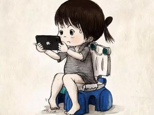 你家孩子是在玩手机,还是玩命?