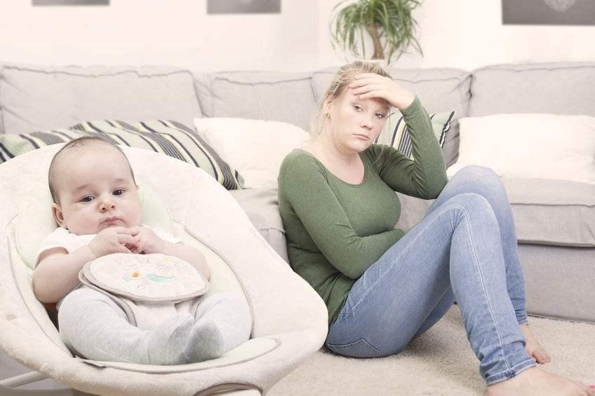 """孕妈别太自作聪明""""产后抑郁症""""多半是这样"""