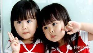 对双胞胎也有真假之分,准爸妈你们知道吗