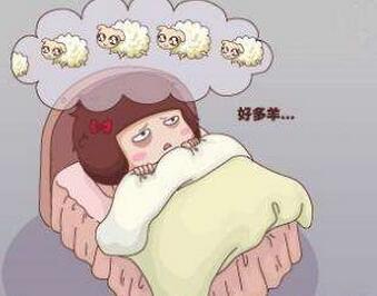 孕期有四个因素 会导致准妈妈失眠