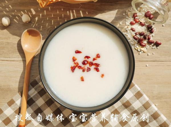 辅食菜谱 :宝宝版美龄粥