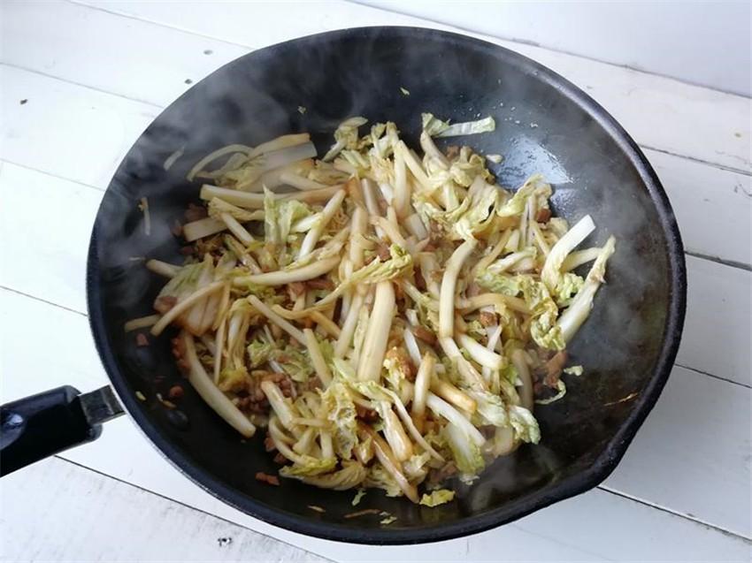 白菜和豆腐这样做 能真切温暖你的胃!